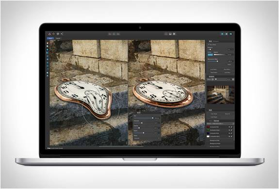 O PHOTOSHOP PARA MAC - AFFINITY PHOTO - Imagem - 2