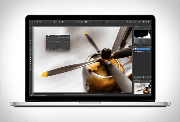 O PHOTOSHOP PARA MAC - AFFINITY PHOTO - Imagem - 4