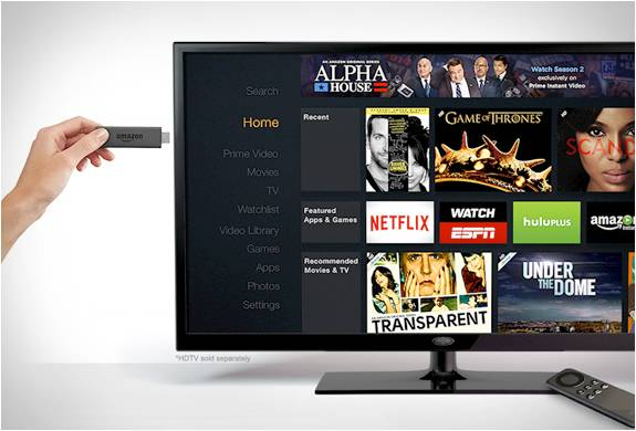 AMAZON FIRE TV STICK - Imagem - 2
