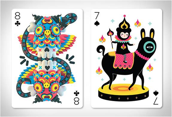 CARTAS DE POKER - PLAYING ARTS - Imagem - 3