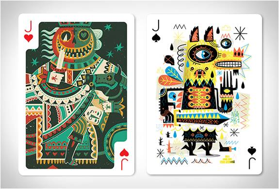 CARTAS DE POKER - PLAYING ARTS - Imagem - 5