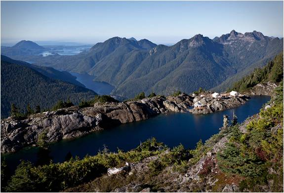 RESORT NO CANADÁ - CLAYOQUOT WILDERNESS RESORT - Imagem - 4