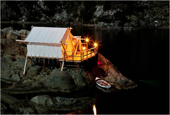 RESORT NO CANADÁ - CLAYOQUOT WILDERNESS RESORT - Imagem - 5