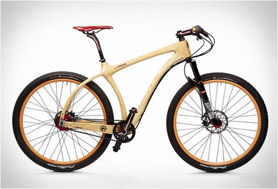 BICICLETA DE MADEIRA - CONNOR WOOD BICYCLES - Imagem - 2