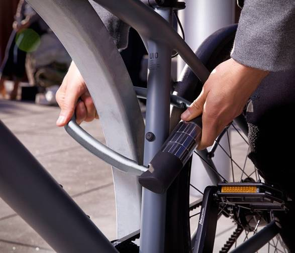 Cadeado Trava Ellipse Smart Bike - Imagem - 3