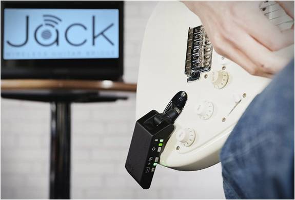 CABO DE GUITARRA SEM FIOS - JACK WIRELESS GUITAR CABLE - Imagem - 5