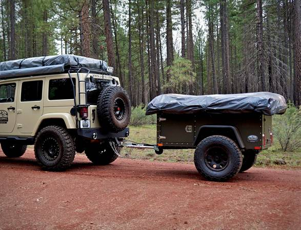 Trailer Basecamp Journey | Freespirit Recreation - Imagem - 4