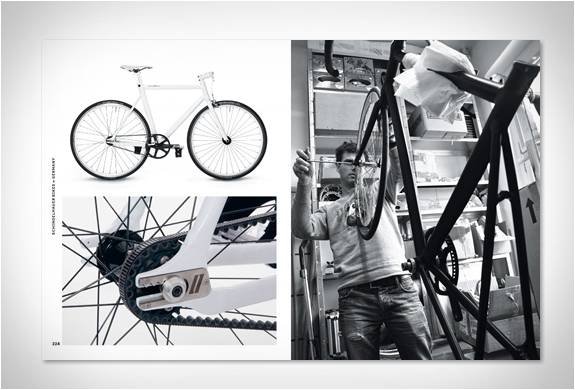 THE BICYCLE ARTISANS - Imagem - 2