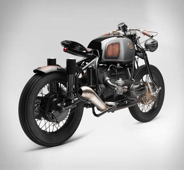 Moto BMW R75 / 5 | South Garage - Imagem - 2