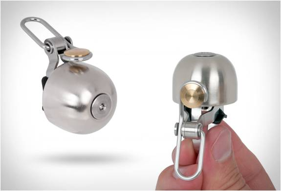 BUZINA PARA BICILCETAS- SPURCYCLE BICYCLE BELL - Imagem - 2