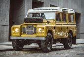 Land Rover Series III 109 1975 | Image
