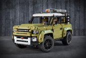 LEGO TECHNIC LAND ROVER DEFENDER | Image